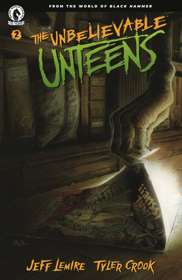 The Unbelievable Unteens #2