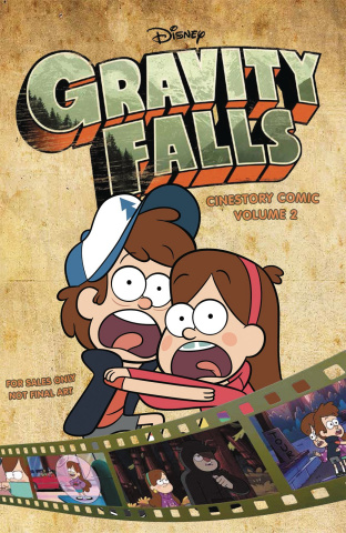 Gravity Falls Vol. 2