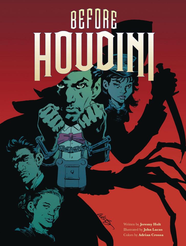 Before Houdini Vol. 2
