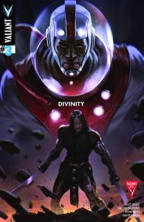 Divinity #3 (2nd Printing)