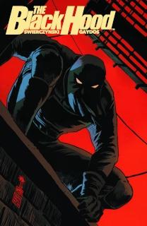 The Black Hood #2 (Francavilla Cover)