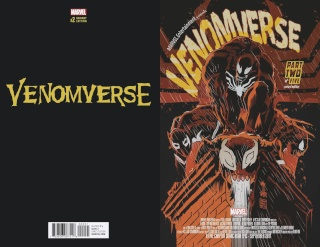 Venomverse #2 (Francavilla Cover)