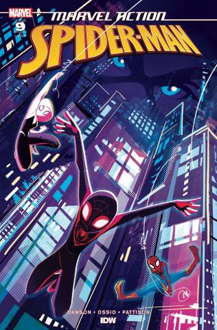 Marvel Action: Spider-Man #9 (10 Copy Baldari Cover)