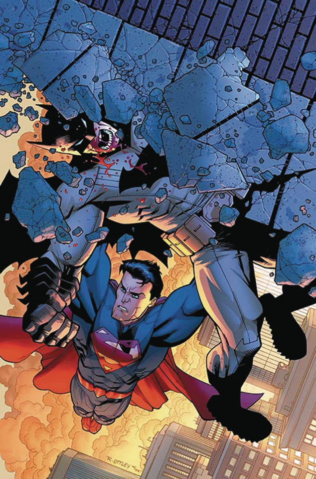 Robin: Son of Batman #10 (Polybag Edition)