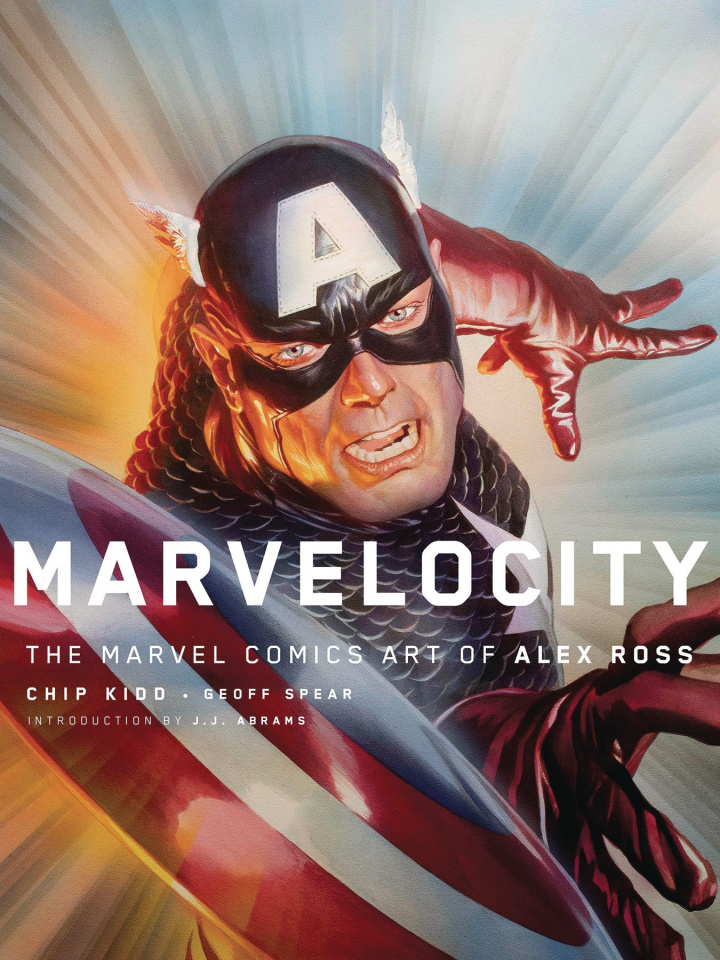 Marvelocity: The Marvel Comic Art of Alex Ross