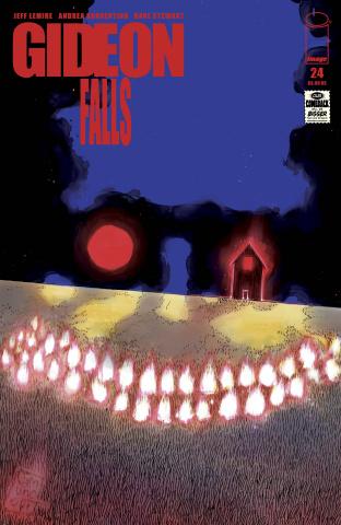 Gideon Falls #24 (Camuncoli Cover)