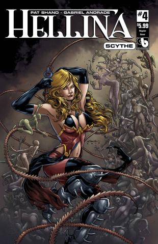Hellina: Scythe #4