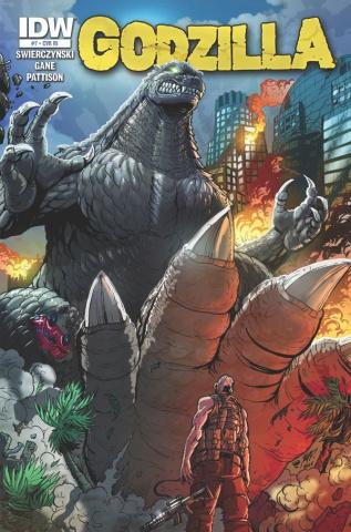 Godzilla #7