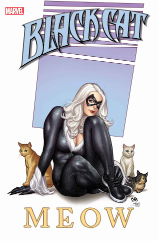 Black Cat #3 (Cho Cover)