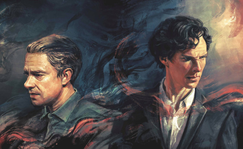 Sherlock: A Scandal in Belgravia #1-5: Virgin Pack