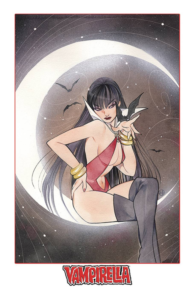 Vampirella # 15 (Momoko Litho Cover)