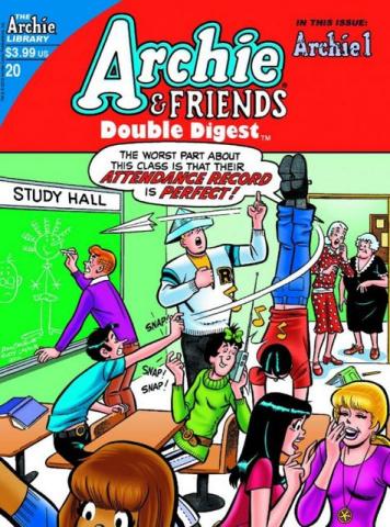 Archie & Friends Double Digest #20