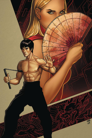 Bruce Lee: The Dragon Rises #1 (Cho Cover)