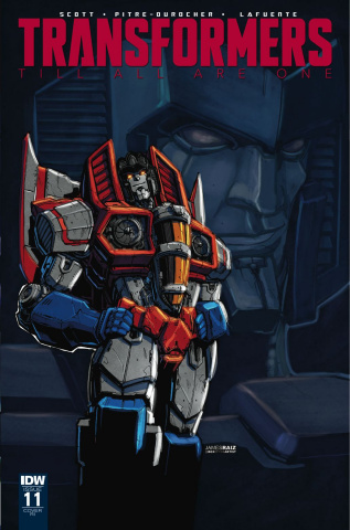 The Transformers: Till All Are One #11 (10 Copy Cover)