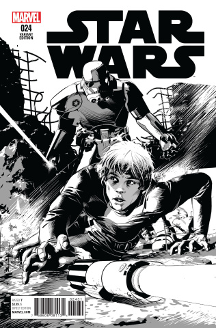 Star Wars #24 (Deodato Sketch Cover)