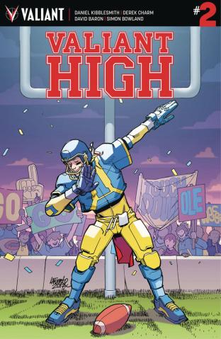 Valiant High #2 (Lafuente Cover)