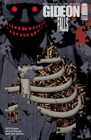 Gideon Falls #21 (Sorrentino Cover)