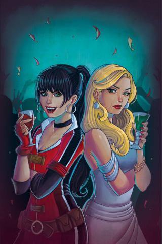 Vampirella #5 (Rare Zullo Virgin Cover)