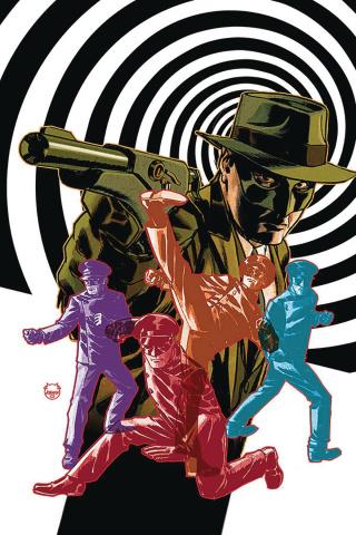 Green Hornet #1 (Johnson Virgin Cover)
