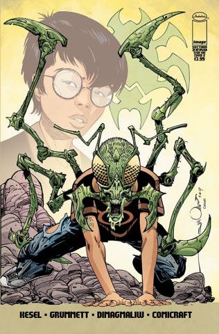 Section Zero #1 (Simonson Cover)