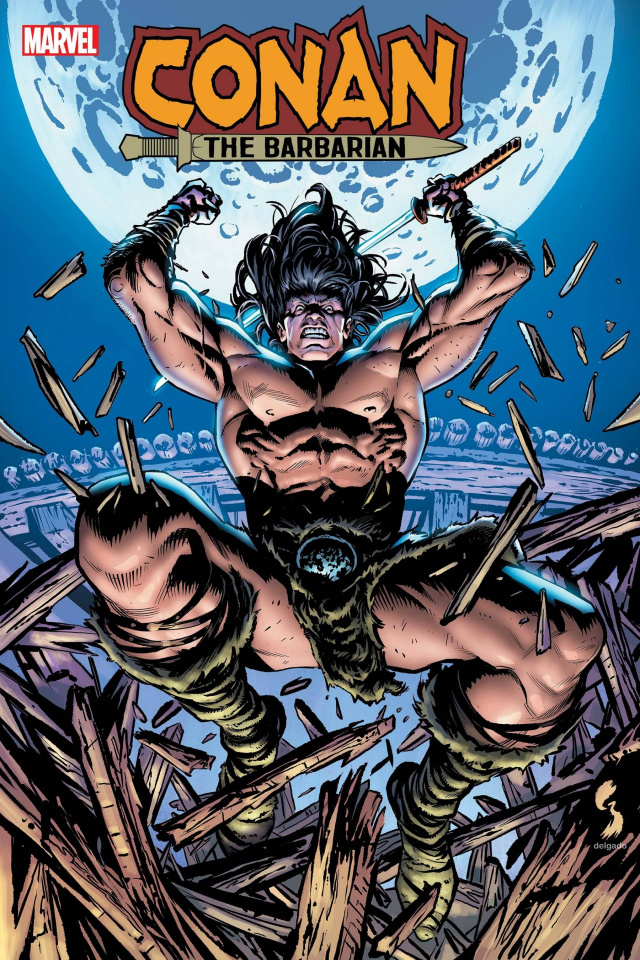 Conan the Barbarian #23