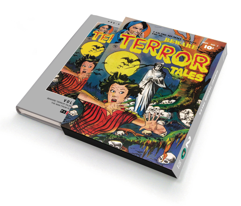 Terror Tales Vol. 2 (Slipcase Edition)