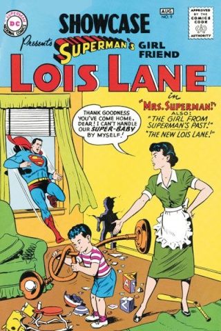 Superman's Girl Friend Lois Lane Vol. 1