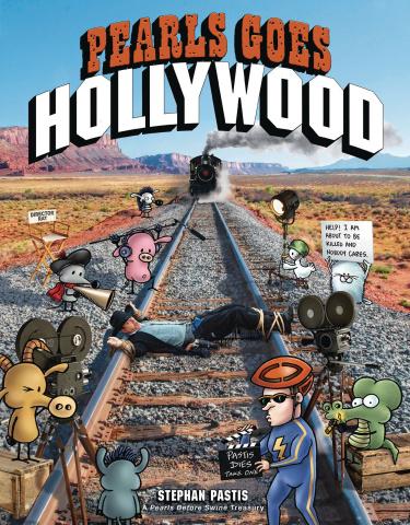 Pearls Before Swine: Pearls Goes Hollywood