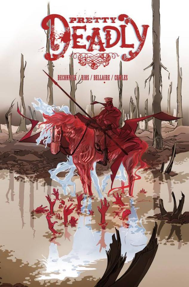 Pretty Deadly #6 (Rios Cover)