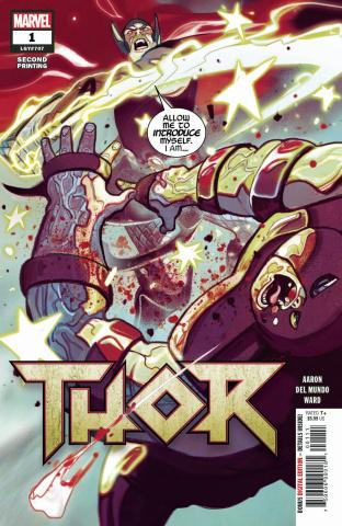 Thor #1 (Ward 2nd Printing)