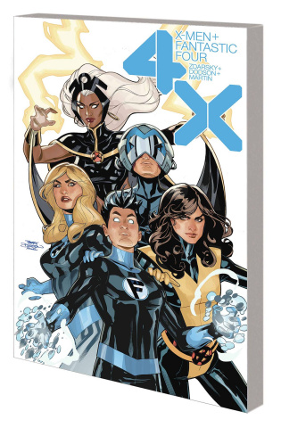 X-Men + Fantastic Four: 4X