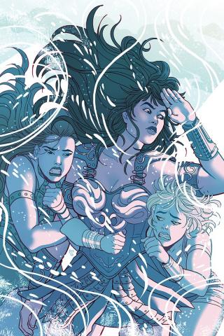 Xena: Warrior Princess #4 (30 Copy Ganucheau Virgin Cover)