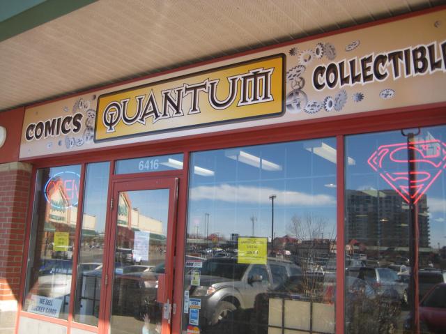 Quantum Comics & Collectibles