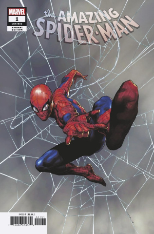 The Amazing Spider-Man #1 (Opena Cover)