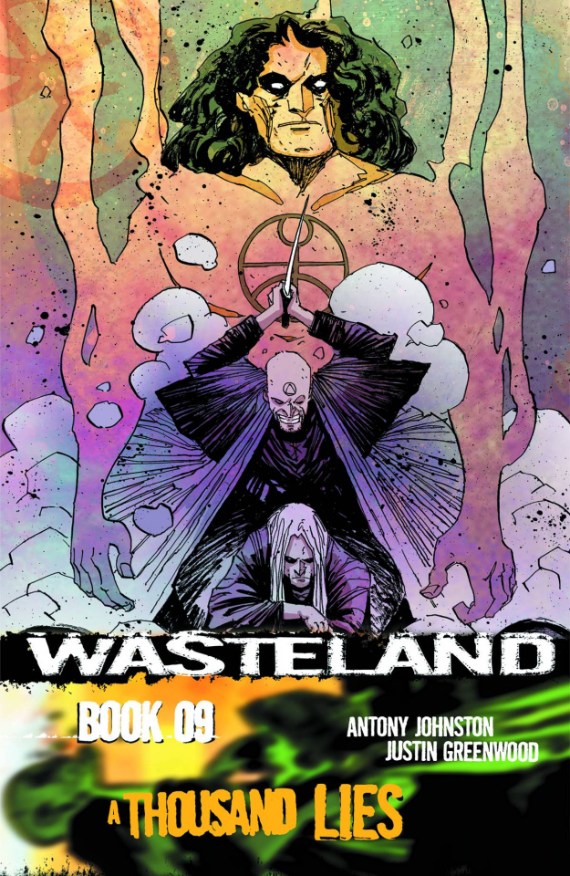 Wasteland Vol. 9: A Thousand Lies