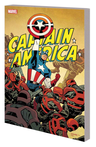 Captain America by Waid and Samnee Vol. 1: Home of the Brave