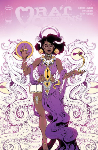 Rat Queens #14 (Gieni Cover)