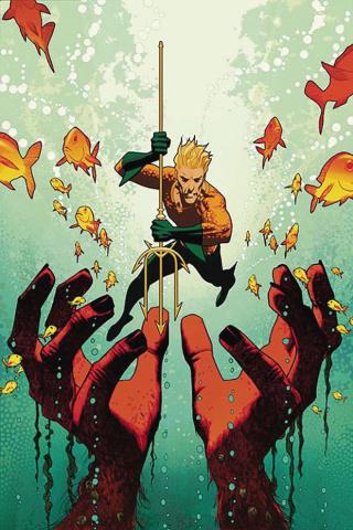 Aquaman #7 (Variant Cover)