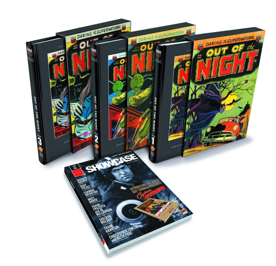 Out of the Night Slipcase Edition