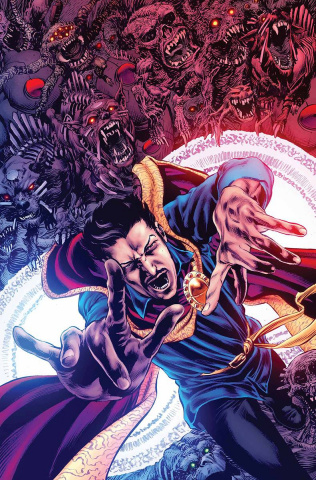 Doctor Strange: The Last Days of Magic #1