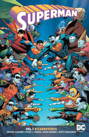Superman Vol. 7: Bizarroverse (Rebirth)