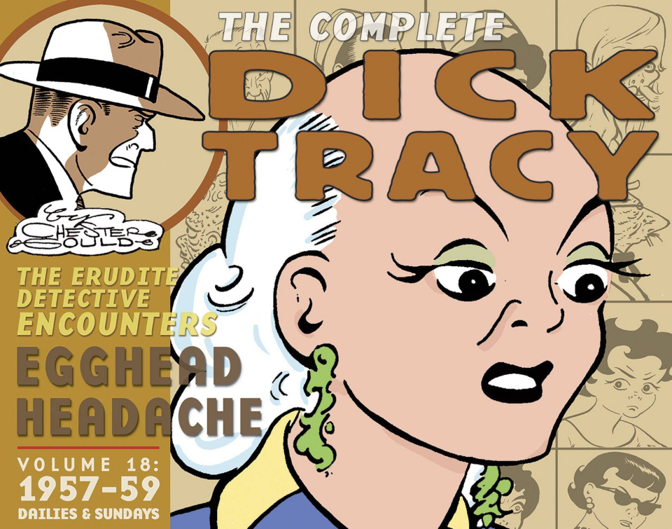 The Complete Chester Gould Dick Tracy Vol. 18