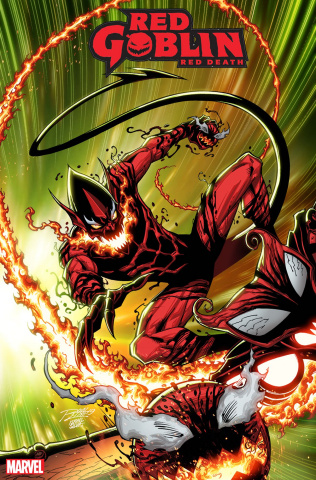 Red Goblin: Red Death #1 (Ron Lim Cover)