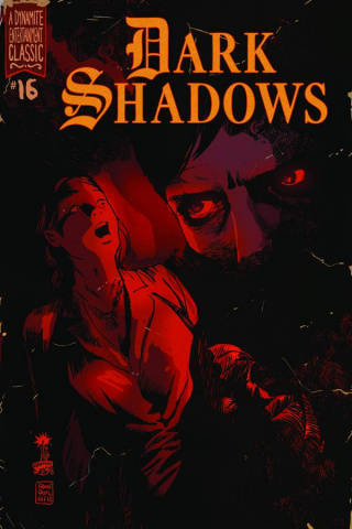 Dark Shadows #16