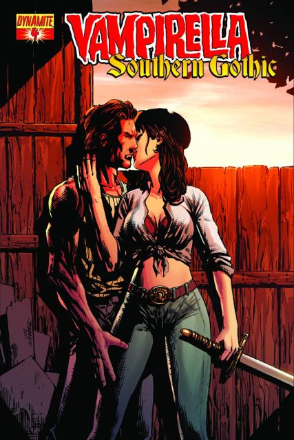 Vampirella: Southern Gothic #4
