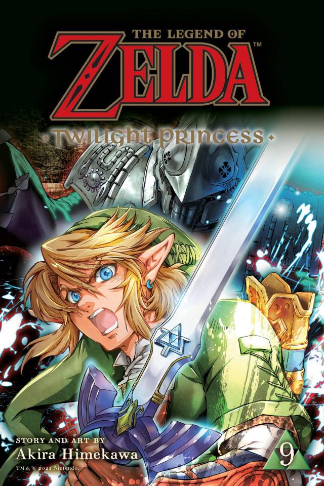 The Legend of Zelda: Twilight Princess Vol. 9