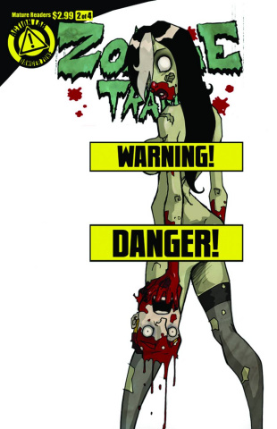 Zombie Tramp #2 (Risque Cover)