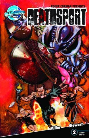 Roger Corman Presents: Deathsport #2