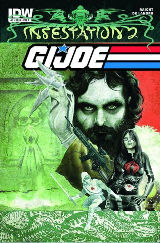 Infestation 2: G.I. Joe #1