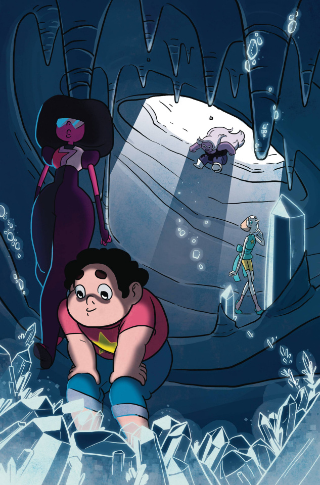 Steven Universe and The Crystal Gems #4